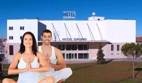 Decorrer no Hotel Turismo